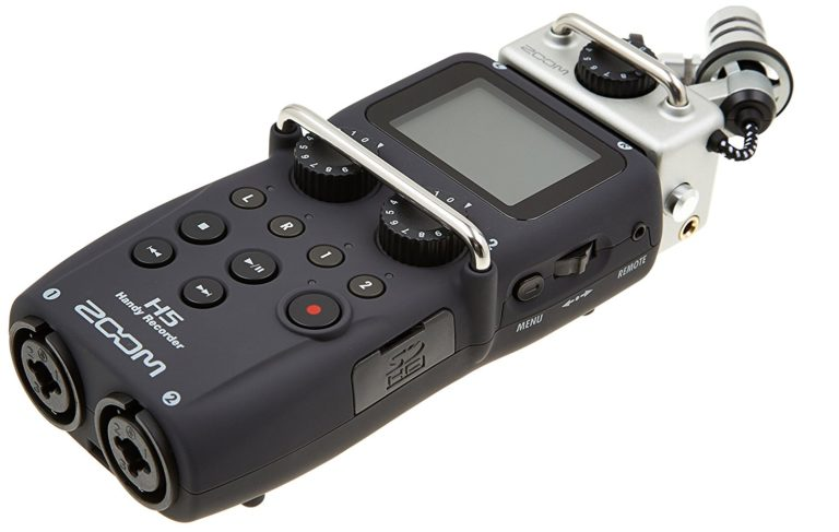 Zoom H5