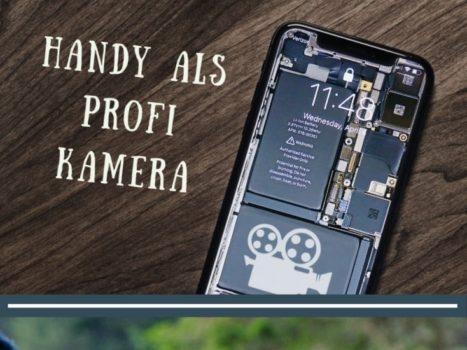Mit Smartphone Filmen